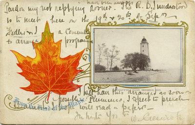 Presqu'ile Postcard 002