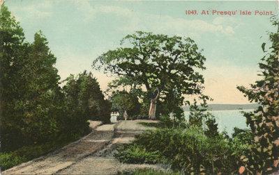 Presqu'ile Postcard 003