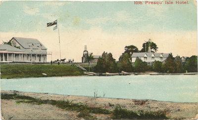 Presqu'ile Postcard 008