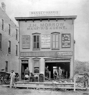 Morrow Building 1900