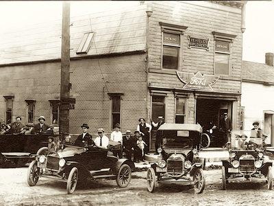Morrow Building 1915