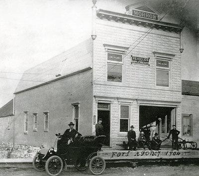 Morrow Building 1904