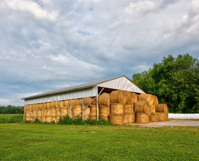 Lawson Settlement Road - 19 Hay Barn
