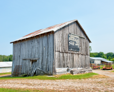 Lord Road # 183 Barn 2