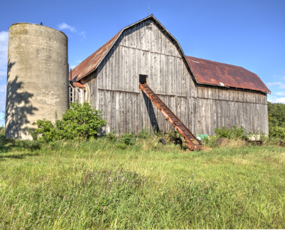 Old Wooler Road # 1033 Barn 1