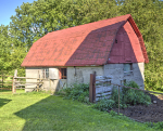 Old Wooler Road # 1033 Barn 2