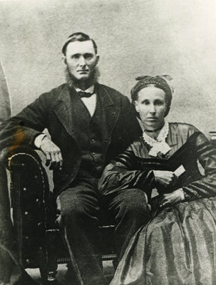 William B. and Catherine Flindall