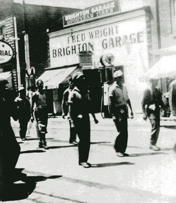 Trekkers Parade 1935