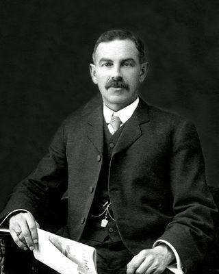 Burton Cartier Henry Becker