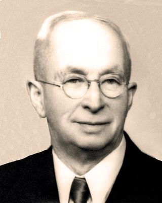 Dr. Howard Cecil Pascoe Rundle