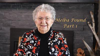 BIR Melba Pound Part 1