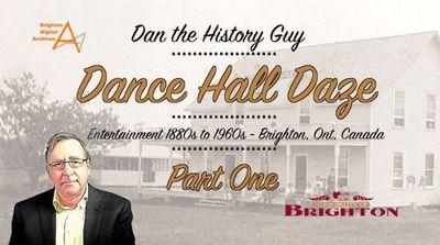 Dance Hall Daze 1