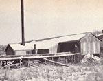 Dr. Partridge's Sawmill, circa 1912