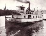 The Kamigamog Steamer, circa 1923