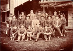 Group of Loggers, circa 1930