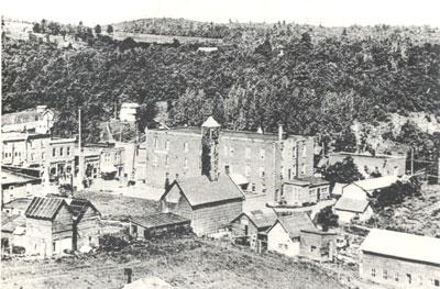 Bell Tower, Burk's Falls, circa 1920