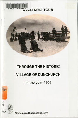 A Walking Tour Through The Historic Village Of Dunchurch In The Year 1905