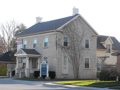 "15 McNab Street - ""Joseph Walker House"""