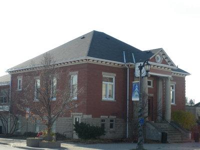 249 Durham Street East - Walkerton Public Library