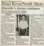 Muriel's Dream, Blind River, The Standard, 1995