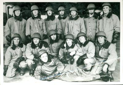 Photograph of Robert Bell, Airborne Regiment, World War II [n.d.]