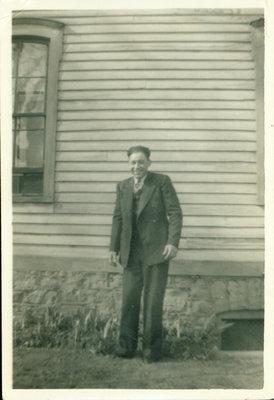 Unidentified Sloman relative [n.d.]