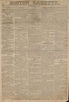 Boston Gazette, 12 July 1813