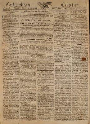 Columbian Centinel, 27 February 1813, no. 3015