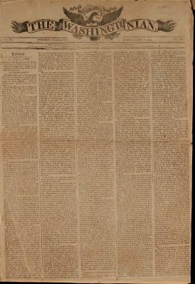 The Washingtonian, 17 May 1813 (vol. 3, no. 148)