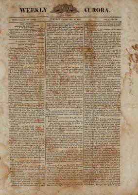 Weekly Aurora, 21 February 1815 (vol. 5, no. 49)