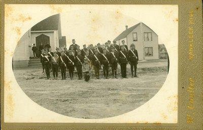 Photograph - Boys Brigade