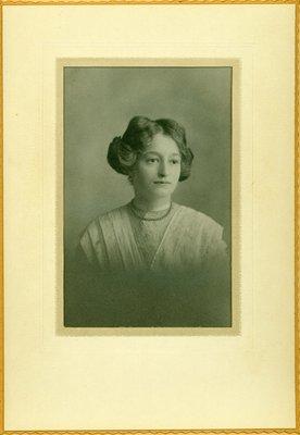 Photograph - Mary Jane (Dolly) Cowan