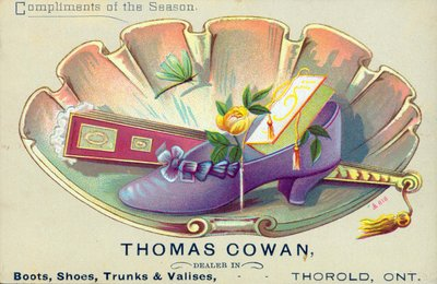 Advertisement - Thomas Cowan