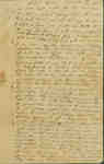Letter - American soldier's account of battles at Chippewa, Lundy's Lane and Fort Erie, 1814