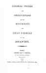 General Orders and Observations on the Movements and Field Exercise of the Infantry, 1804