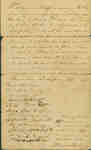 Oath of Allegiance - Chippawa - Sept 1812
