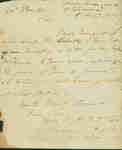 Letter from David Todd to Colonel Proctor, Commanding Officer of the 41st Regiment- 9 Feb 1812