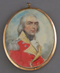 Miniature Portrait of Captain John Brock