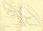 Second Welland Canal - Book 3, Survey Map 5 - Old Canal and New Canal along Chippewa Creek in Port Robinson, Thorold Township