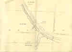 Second Welland Canal - Book 3, Survey Map 8 - Quaker Bridge in Thorold