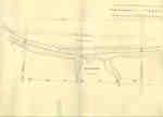 Second Welland Canal - Book 3, Survey Map 9 - Canal along Chippewa Creek in Thorold