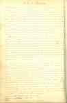Welland Canal Survey of Lands Robert Brown 1827, land description #2