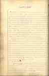 Welland Canal survey of the property of Jacob I. Ball in 1826