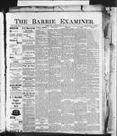 Barrie Examiner, 12 Sep 1901