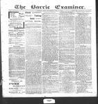 Barrie Examiner, 2 Feb 1893