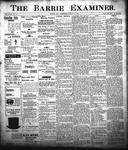 Barrie Examiner2 Mar 1899