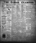 Barrie Examiner, 29 Jun 1899