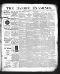 Barrie Examiner, 16 Jan 1902