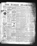Barrie Examiner, 13 Feb 1902