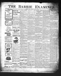 Barrie Examiner, 24 Apr 1902